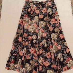 Koret Floral Skirt